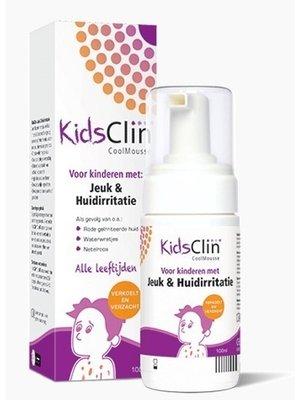 Kidsclin Kidsclin Jeuk & Huidirritatie - Coolmousse 100ml