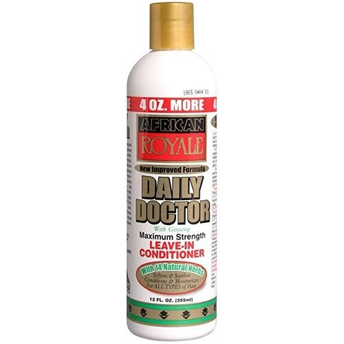 African Royale Leave-In Conditioner - Daily Doctor 355ml
