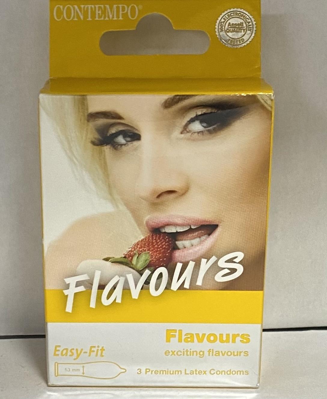 Image of Flavours Condoom - 3 stuks