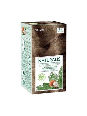 Neva Naturalis Vegan Haarverf - Intens Light Blonde 8.0