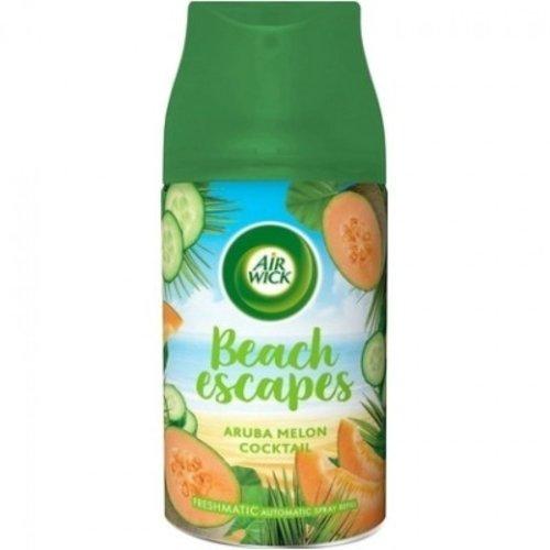 Air Wick Freshmatic Navul Aruba Meloen Cocktail - Luchtverfrisser 250ml