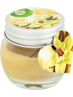 Air Wick White Vanilla Bean - Geurkaars 30 Gram