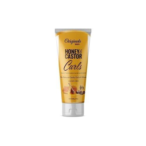 Africa's Best Honey & Castor - Curls 284g