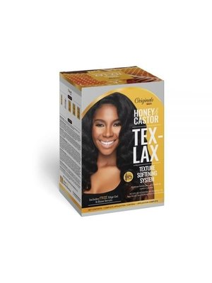 Africa's Best Honey & Castor - Tex-Lax Texture Softening System Kit
