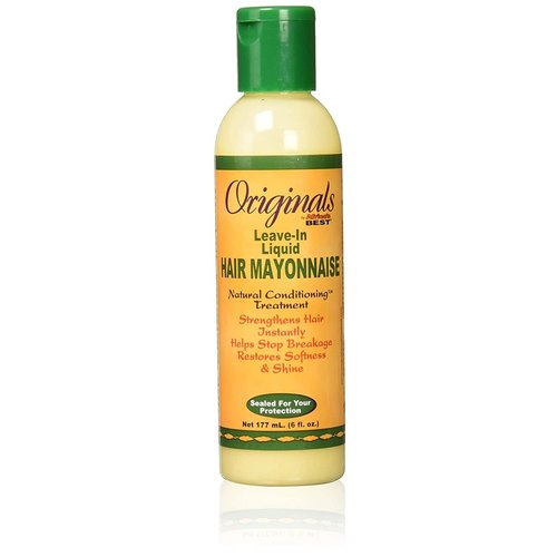 Africa's Best Originals - Leave-In Liquid Hair Mayonaise 177ml