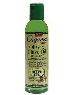 Africa's Best Organics Olive & Clove Oil - Therapy 177ml