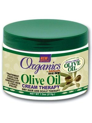 Africa's Best Organics Olive Oil - Cream Therapy 213g