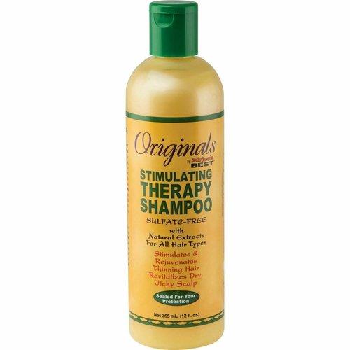 Africa's Best Organics - Stimulating Therapy Shampoo 355ml