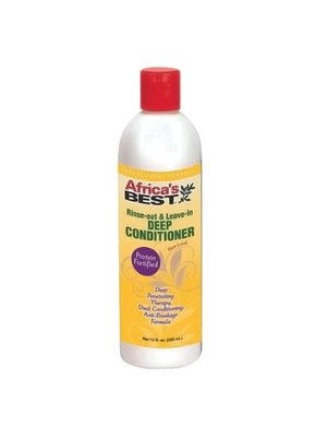 Africa's Best - Rinse-Out & Leave in Deep Conditioner 355ml