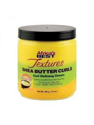 Africa's Best Textures Shea Butter - Curls Defining Cream 426g