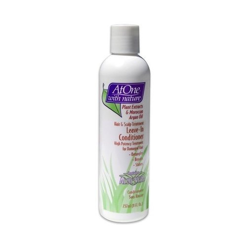 At One With Nature - Leave In Conditioner 237ml