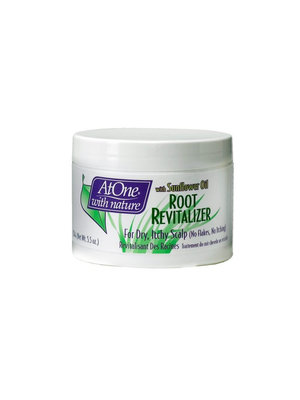At One with Nature - Root Revitalizer for Dry Itchy Scalp 154g