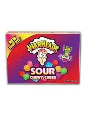 Warheads - Cubes 113g