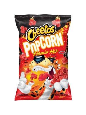 Cheetos - Flamin' Hot Popcorn 184g