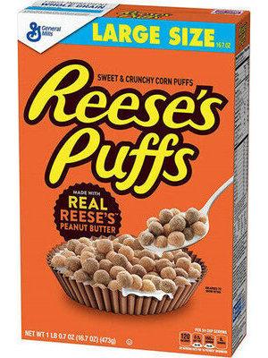 Reese's - Puffs Cornflakes 473g