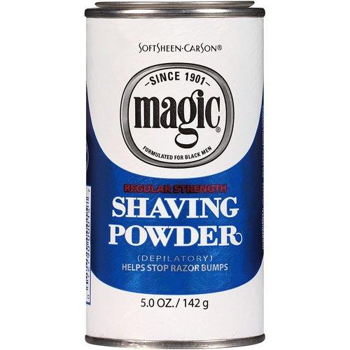 SoftSheen Carson Regular Strength - Shaving Powder 142g