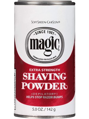 Softsheen Carson Extra Strength - Shaving Powder 142g