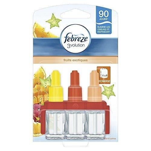 Febreze -3volution Exotisch Fruit - Elektrische Luchtverfrisser 20ml