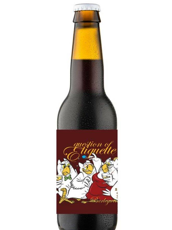 Anti Kersttrui.Our Beers Uiltje Craft Beer