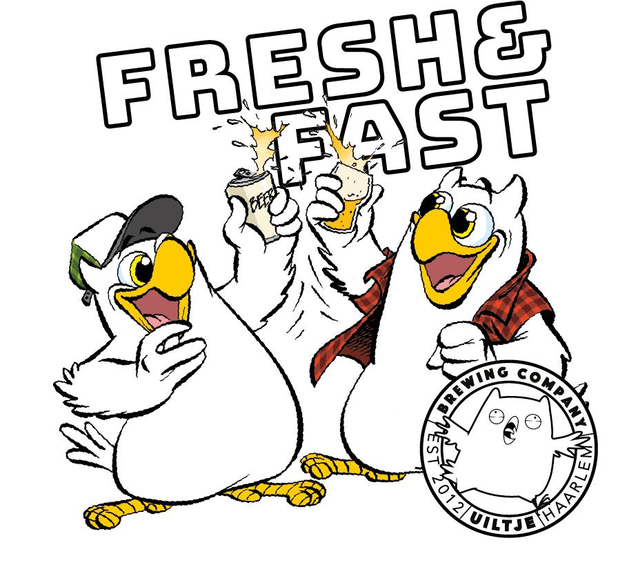 Uiltje fresh & Fast