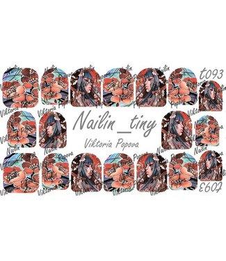 Nailin Nailin Tiny motief 093