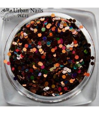 Urban Nails Hexagon Line 11