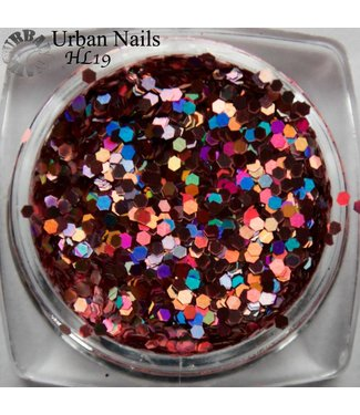 Urban Nails Hexagon Line 19