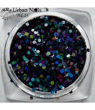 Urban Nails Hexagon Line 25