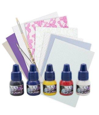 Magnetic Nail Design AirNails Paint Starter Set