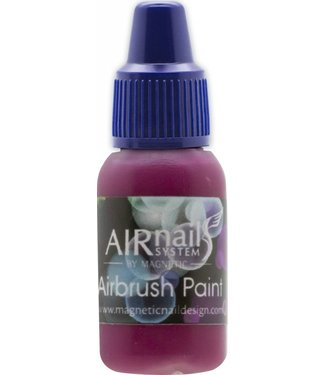 Magnetic AirNails Paint 8 Magenta 10 ml.