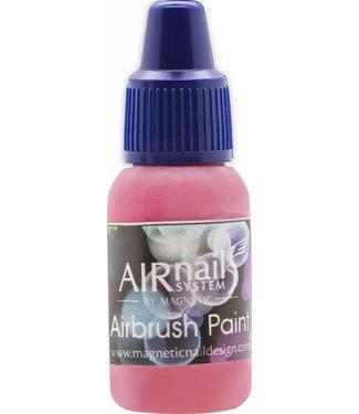Magnetic AirNails Paint Pink Coral 14 10 ml.