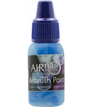 Magnetic AirNails Paint Sky Blue 15 10 ml.