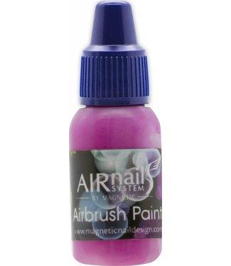Magnetic AirNails Paint Pink Glamour 17 10 ml.