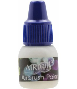 Magnetic AirNails Paint 30 Pearl White 5 ml.