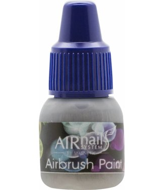 Magnetic AirNails Paint Pearl Silver 29 5 ml.