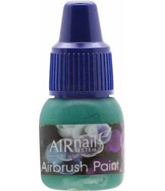 Magnetic AirNails Paint Pearl Mint 32 5 ml.