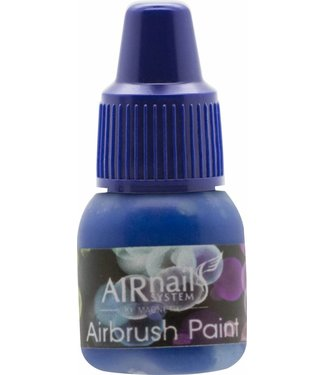 Magnetic AirNails Paint 35 Pearl Blue 5 ml.