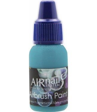 Magnetic Nail Design AirNails Paint 42 Sea Wave 10 ml.