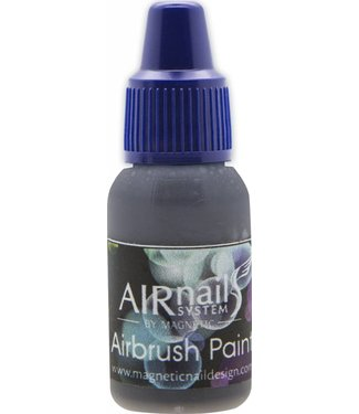 Magnetic AirNails Paint 45 Monsoon 10 ml.