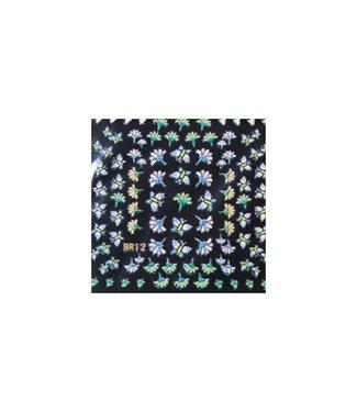 Magnetic Nail Design Nailart sticker 117083