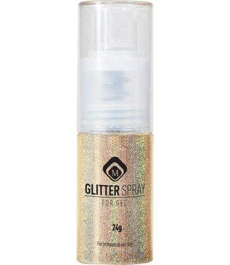 Magnetic Glitter Spray Goud 17 gr.