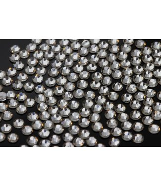 Magnetic Nail Design Crystalized Stones S Clear 1440 st.