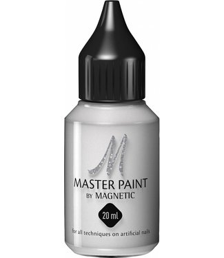 Magnetic Nail Design Master Paint Pure White