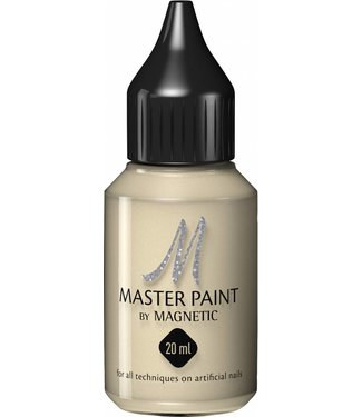 Magnetic Nail Design Master Paint Ivory