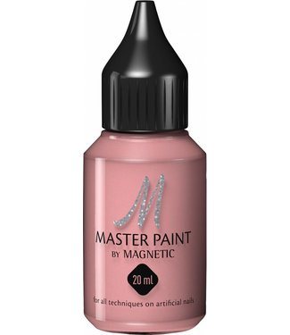 Magnetic Nail Design Master Paint Rose Pink