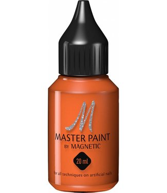 Magnetic Nail Design Master Paint Orange