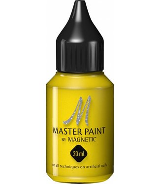 Magnetic Nail Design Master Paint Pure Yellow