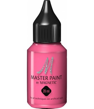 Magnetic Nail Design Master Paint Pure Pink