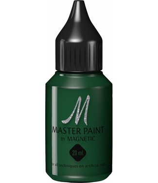 Magnetic Nail Design Master Paint Deep Green