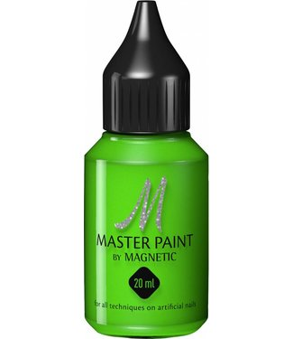 Magnetic Nail Design Master Paint Lime